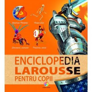Enciclopedia Larousse pentru copii - Carte povesti pentru copii