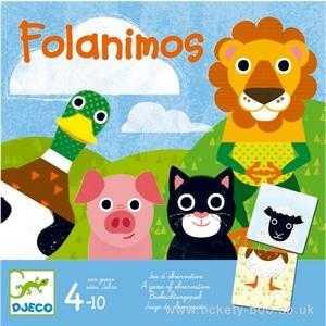 Folanimos, joc de observatie Djeco