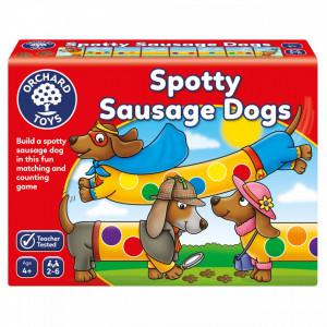 Joc educativ Cateii Patati SPOTTY SAUSAGE DOGS
