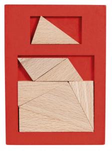 Joc logic din lemn extra piesa-4