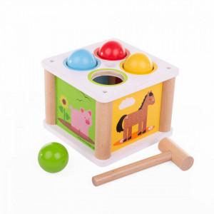 Jucarie dexteritate - Bilute colorate