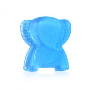 Jucarie refrigeranta si de dentitie, ELEFANT, culori diferite