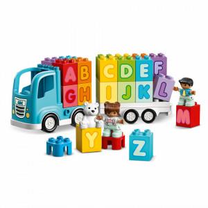 LEGO DUPLO PRIMUL MEU CAMION CU LITERE 10915