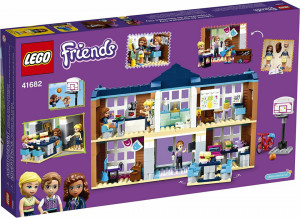 LEGO FRIENDS SCOALA ORASULUI HEARTLAKE