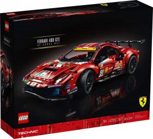 LEGO TECHNIC FERRARI 488 42125