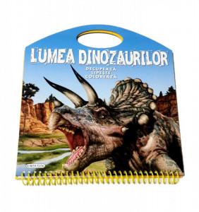 Lumea dinozaurilor - Carte povesti pentru copii