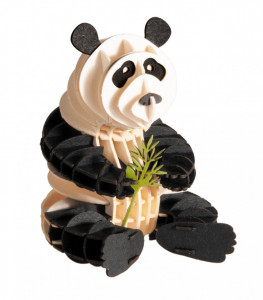 Macheta 3D Fridolin, Panda