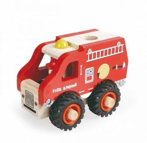 Masina de pompieri, Egmont