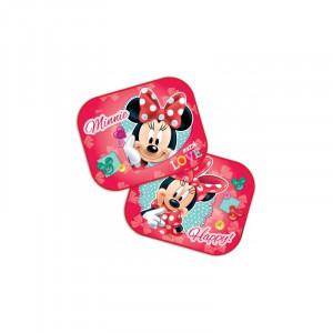 Parasolar auto Disney Minnie Love 2 buc/set SEVEN