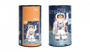 Puzzle Londji, Astronaut in spatiu