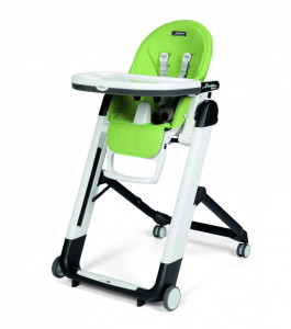 Scaun De Masa, Peg Perego, Siesta 2 in 1 Follow Me WonderGreen