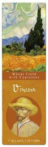 Semn de carte, Van Gogh-Wheatfield