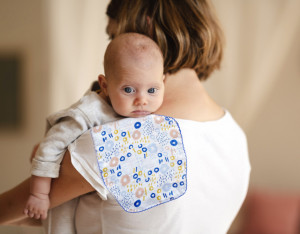 Set prosopel BabyJem pentru alaptare din muselina