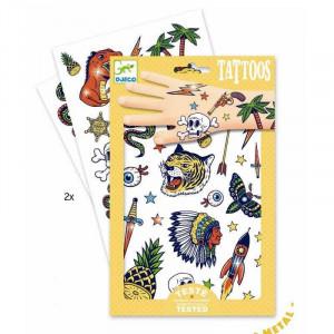 Tatuaje Djeco Bang bang