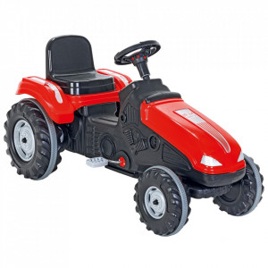 Tractor cu pedale Pilsan Mega 07-321 red