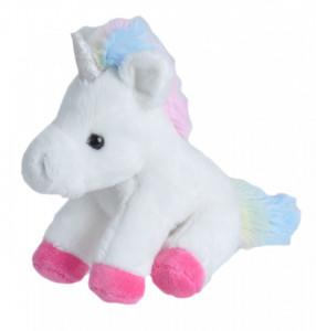 Unicorn Alb - Jucarie Plus Wild Republic 13 cm