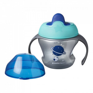 Cana First Trainer, Tommee Tippee, 150 ml, Planeta Gri
