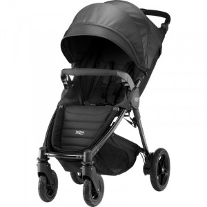 Carucior B-Agile 4 PLUS Black Denim - Britax