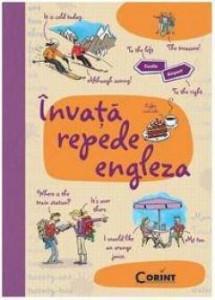 Invata repede engleza - Carte povesti pentru copii