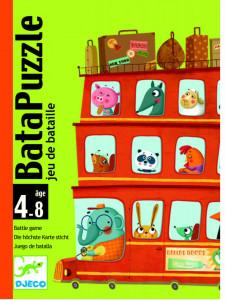Joc de carti Djeco Batapuzzle