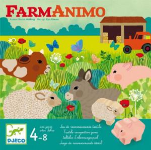 Joc de cooperare FarmAnimo Djeco