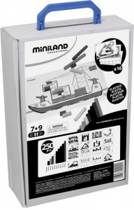 Kit pentru jocuri aritmetice Miniland