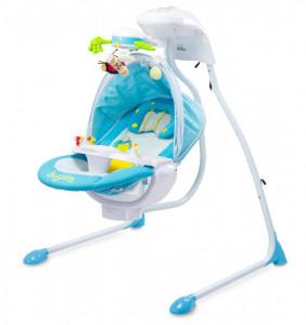 Leagan electric Caretero BUGIES Blue