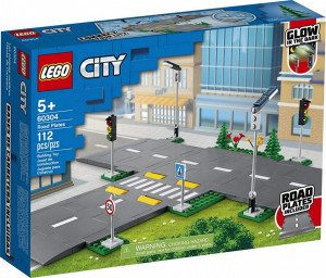 LEGO CITY PLACI DE DRUM 60304