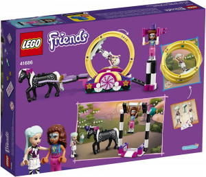 LEGO FRIENDS ACROBATII MAGICE
