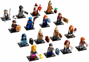 LEGO MINIFIGURES HARRY POTTER SERIA 2 71028