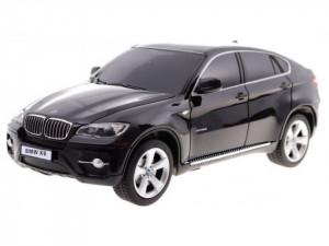 MASINA CU TELECOMANDA BMW X6 NEGRU CU SCARA 1 LA 24