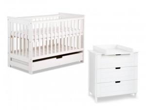 Mobilier Camera copii Si Bebelusi KLUPS IWO Alb