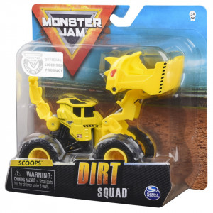 MONSTER JAM UTILAJ GREU SCOOPS