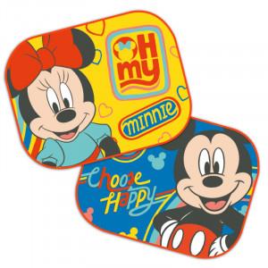 Parasolar auto Disney Minnie si Mickey 2buc/set SEVEN