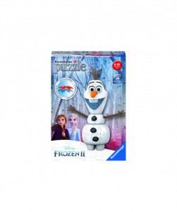 PUZZLE 3D OLAF FROZEN II, 54 PIESE