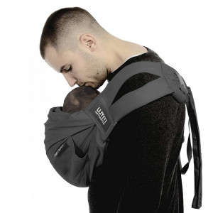 Sling Clasic Smile Charcoal Grey