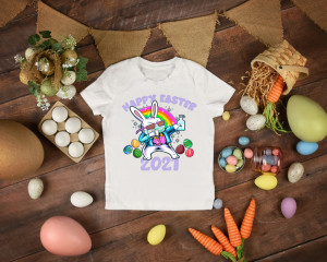 Tricou Happy Easter