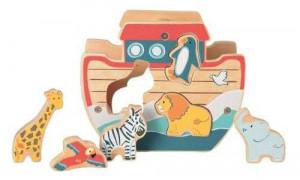 Arca lui Noe, cutia formelor Egmont
