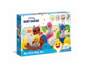 BABY SHARK - PRIMUL MEU SET CLEMMY