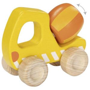 Betoniera din lemn - Jucarie din lemn pentru joc de rol