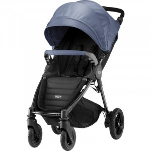 Carucior B-Agile 4 PLUS Blue Denim - Britax