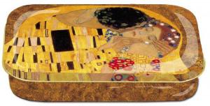 Cutie metalica Klimt