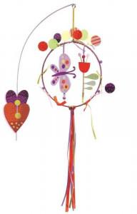 Decoratie mobila Djeco, fluturi