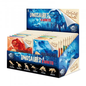 Dinozaur din lemn (diverse modele)
