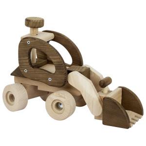 Excavator - Vehicul din lemn - Goki Nature