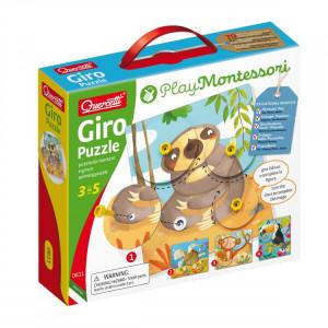 Giro Puzzle Montessori