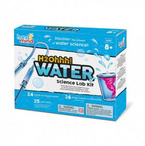 H2Ohhh! Set experimente cu apa