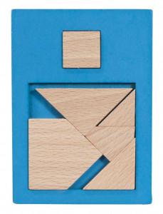 Joc logic din lemn extra piesa-2