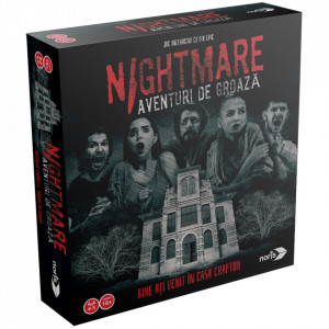 Joc Noris Nightmare Aventuri de groaza