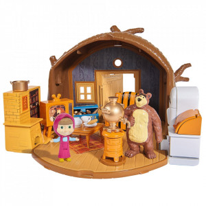 Jucarie Simba Masha and the Bear Bear's House